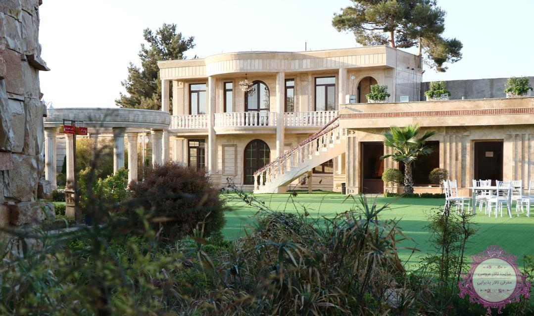 باغ تالار شمس العماره