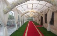 باغ تالار قصر بهشت