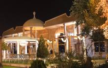 باغ تالار زمرد(چیتگر)