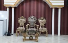 تالار پذیرایی قصر دنیا
