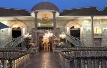 باغ تالار زمرد(شهریار )